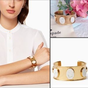 Kate Spade bright and bold cuff